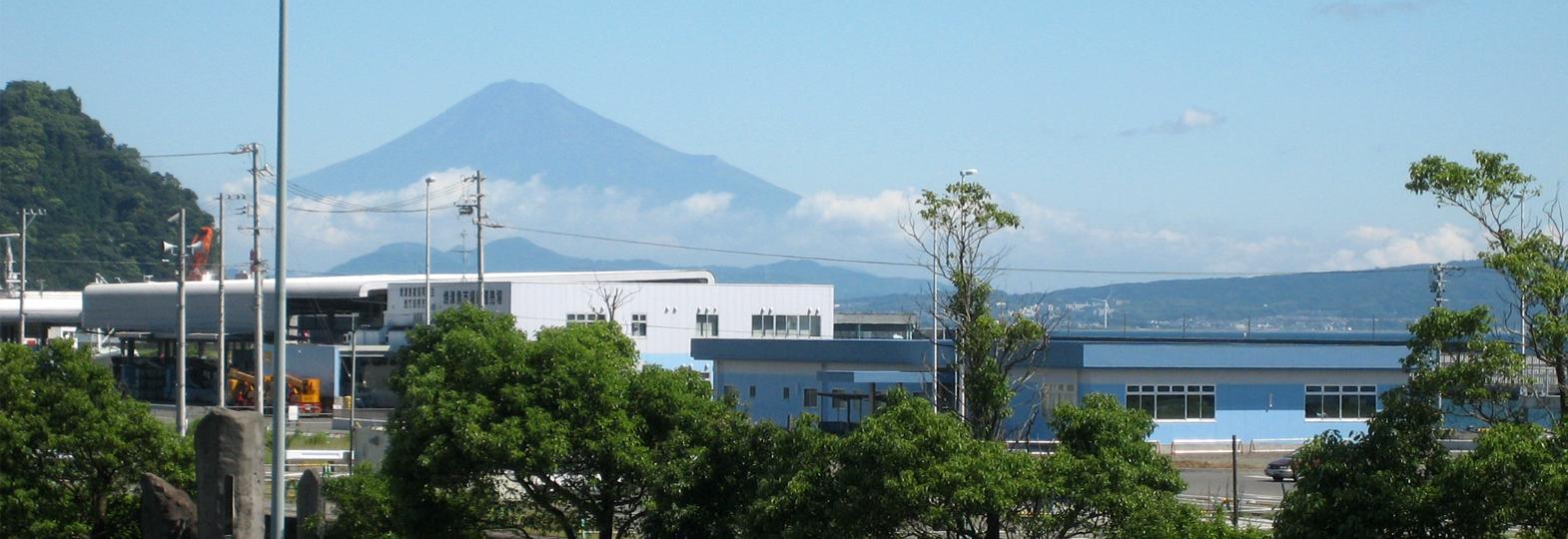 焼津の景色