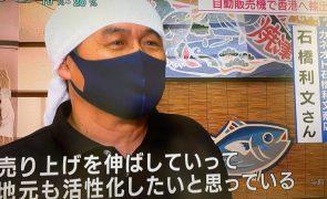 NHKに取材していただきました